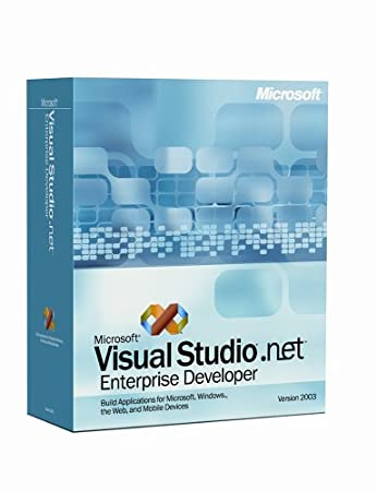 Microsoft Visual Studio .NET Enterprise Developer 2003 [Old Version]