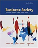 Business and Society: Corporate Strategy, Public Policy and Ethics (0071121129) by Davis, Keith
