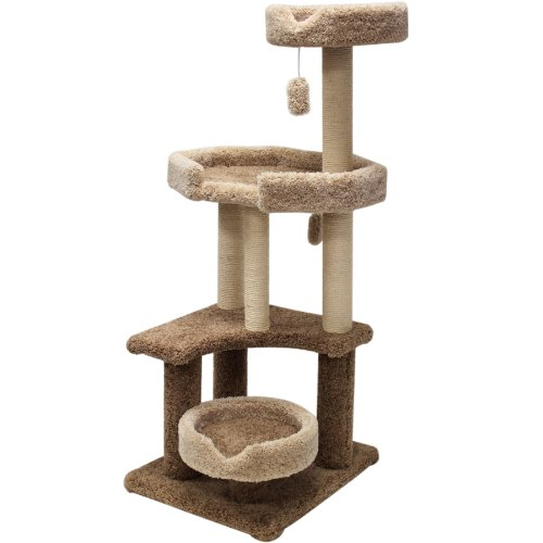 Majestic Pet 55-Inch Kitty Cat Jungle Gym Majestic Pet B001BSO0W4