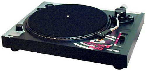 Best Buy! Pyle PLTTB1 Professional Belt-Drive Manual Turntable