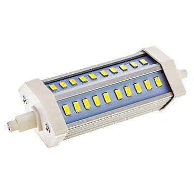 Rayshop - Dimmable R7S 10W 30Xsmd 5630 1500Lm 6000-6500K Cool White Light Led Corn Bulb(Ac 85-265V)