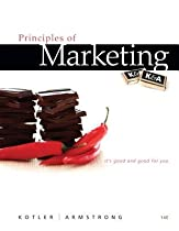 Principles of Marketing   [PRINCIPLES OF MARKETING 14/E] [Hardcover]