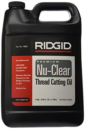 ridgid-70835-nu-clear-threading-oil-1-gallon-by-emerson-industrial-automation