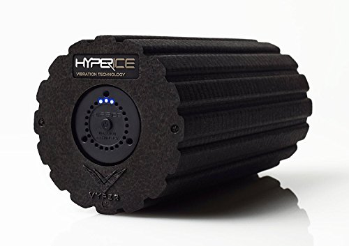 Vyper HyperIce 3 Speed Vibrating Foam Roller for Muscles Ideal for Myofascial Release, Deep Tissue Massage, Relieve Muscle Pain And Stiffness Like T