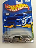 Dodge Daytona Charger Hot Wheels 2001 diecast 1/64 scale car No. 065