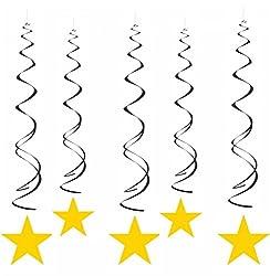 Funcart star swirl Danglers