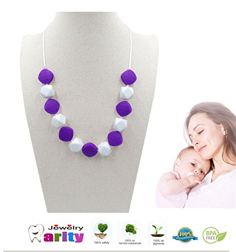 Promotion-seconds-killFashion-Silicone-Baby-Teething-Nursing-Necklace-Fashionable-Nursing-Necklace-baby-Safe-For-Mom-To-WearBPA-Free-Chew-Beads-Best-Teething-toy-for-babyBaby-Teether-Toys