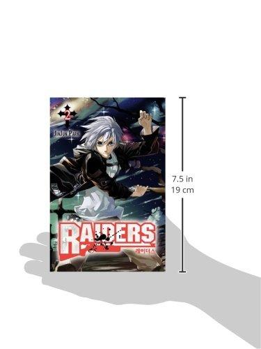 Raiders: Vol 2