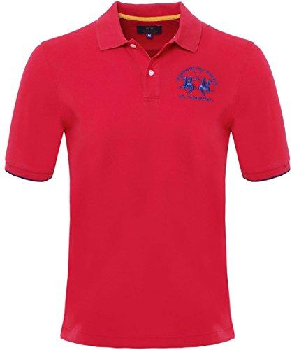 la-martina-plain-polo-shirt-red-m