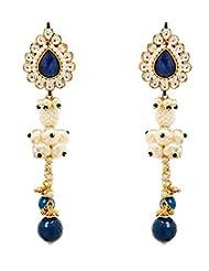 Akshim Multicolour Alloy Earrings For Women - B00NPY7ZBK