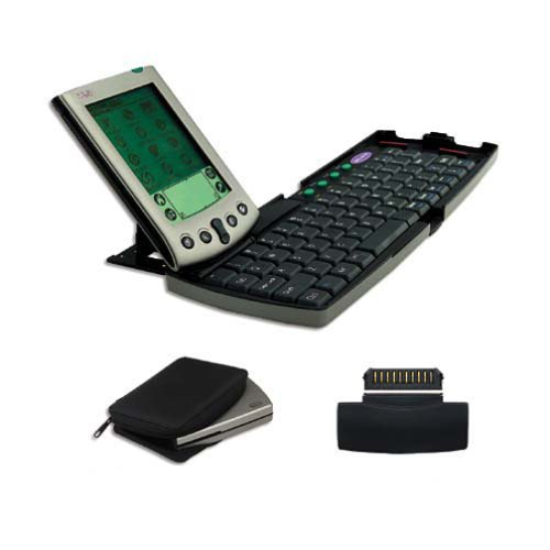 Belkin Portable PDA Keyboard for Palm III, V, VII and m100 Handhelds (F8E458)