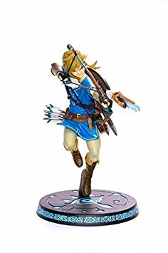 "Figurine ""Zelda: Breath of the Wild"" - Link 25 cm"