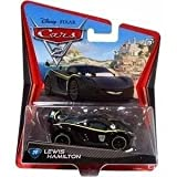 Disney / Pixar CARS 2 Movie 155 Die Cast Car Lewis Hamilton