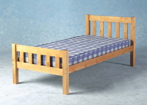 3ft (90cm) Single Carlow Wooden Bed Frame