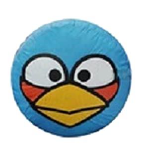 Angry Birds Bird Seat, Blue (19.7-inch x 19.7-inch)