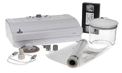 FoodSaver Ultimate Series V1505 Vacuum Sealing Kit, White from Tilia