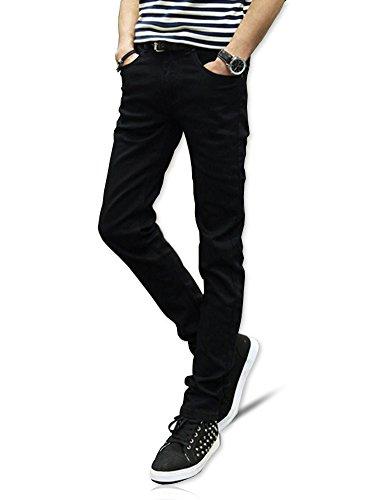 Demon&Hunter メンズジーンズ ストレッチジーパン スキニージーパン ジーパン ロングパンツ 8020-28