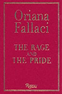"Cover of ""The Rage and the Pride: Interna..."