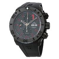 [エドックス]EDOX 腕時計 クラスワン クロノオフショア デイデイト 500M防水 自動巻き 01114-37N-NRO メンズ 【並行輸入品】