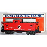 Lionel 6 19703 Great Northern Extended Vision Caboose Gn Lighted Boxed O 027 Ff3