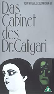 Das Cabinet Des Dr Caligari [VHS]
