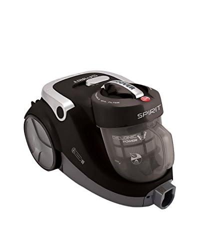HOOVER  Staubsauger ohne Beutel Sp71_Sp40011 schwarz/grau