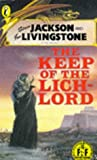 img - for Keep of the Lich-lord (Puffin Adventure Gamebooks) book / textbook / text book