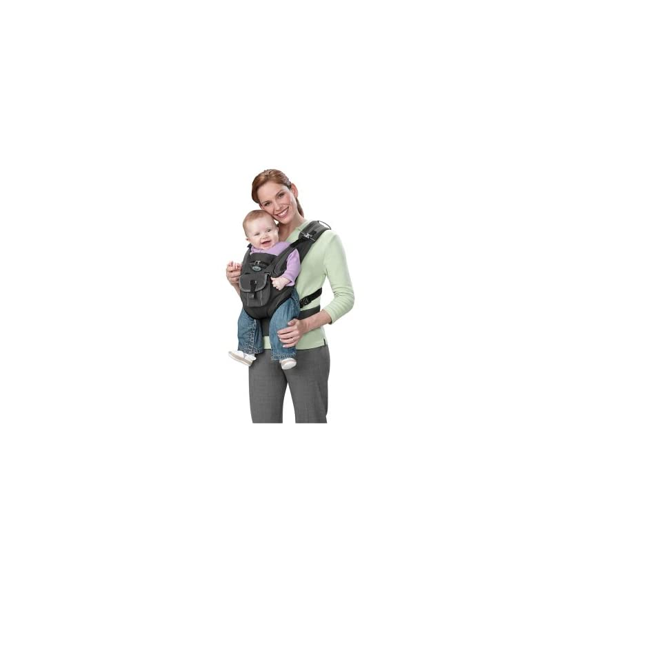 411fd1e41e0 Evenflo Snugli Front   Back Pack Carrier Child Carrier Products Baby ...