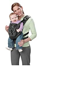 Evenflo Snugli Front & Back Pack Carrier (Discontinued by Manufacturer)