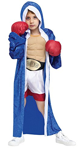 Champion Boxer Costume - Toddler Costume