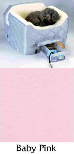 Deluxe Lookout Car Seat Baby Pink