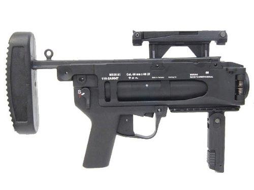 Hk416 M4 に最適!! IRON AIRSOFT製 Hk M320A1 グレネードランチャー CNC Ver