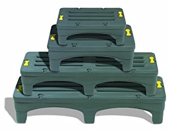 Continental 5930, Grey 30-Inch Dunnage Rack (Case of 1)