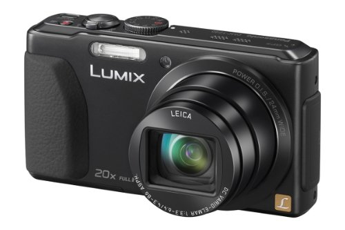 Panasonic Lumix TZ20 Digital Camera