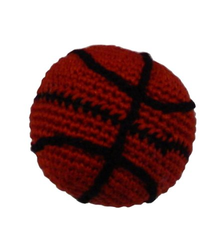 kidSTYLE Amikins Basketball Plush, Brown - 1