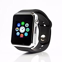 Zakk A1 Smart Watch Black