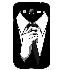 PRINTSHOPPII TIE MAN Back Case Cover for Samsung Galaxy Grand i9080:::Samsung Galaxy Grand i9082