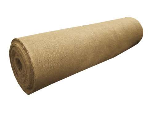 "10 Yard Long X 60"" Wide Natural Burlap"