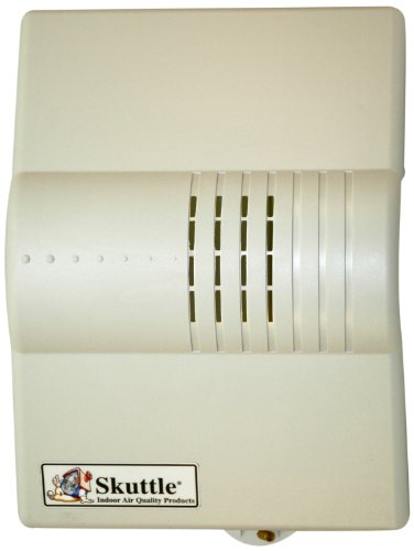 Skuttle A00-0641-169 Front Cover for 2002, 2102 Humidifier, white - 1