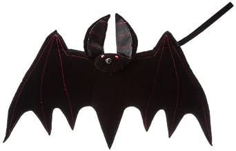 Rasta Imposta Bat Clutch, Black, One Size