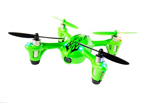 Hubsan X4 H107C RC Quadcopter - 2.4G 4CH RTF Drone with Camera (HD, 2MP)