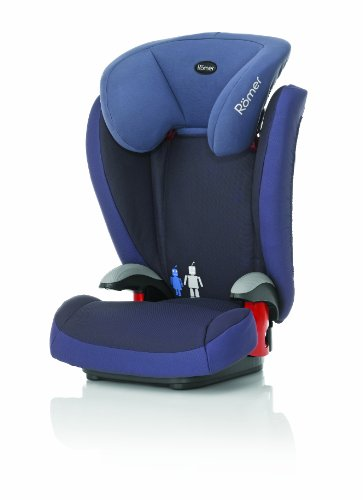 Römer 2000008244 Autositz Kid Plus, crown blue