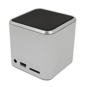 MINI SPEAKER Music Box mp3 - Altoparlante per PC, Smartphone, Mp3 player - USB / Micro SD
