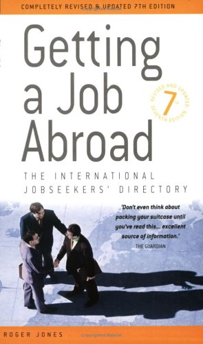 Getting a Job Abroad