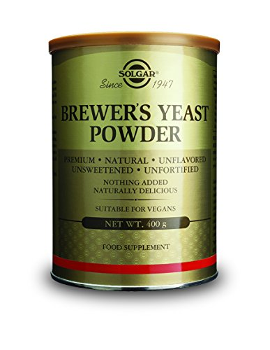 Solgar - Brewers Yeast, 14 oz powder