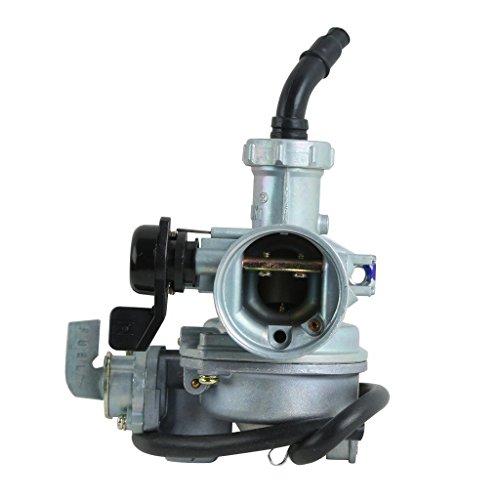BaiFM Carburetor Carb Fuel System for Honda ATC 100 ATC110 1979 1980 1981 1982 1983 1984 1985 Carb (1986 Honda Trx 125 Carburetor compare prices)