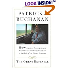 The Great Betrayal by Patrick Buchanan