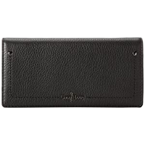 Cole Haan Parker Slim Wallet,Black,One Size
