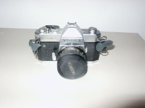 Yashica TL Electro X 35mm Film Camera w/50mm DS-M Lens (Yashica 35 compare prices)