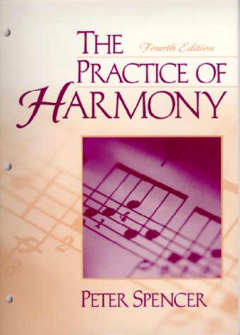 The practice of harmony (20th Century Interpretations)